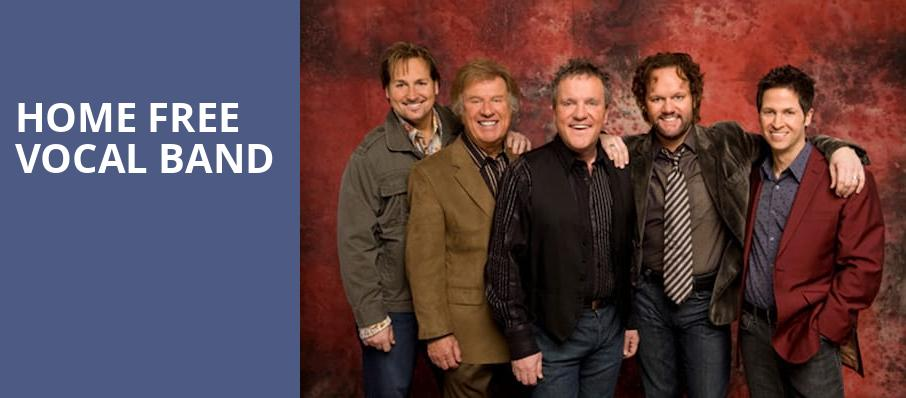 Home Free Vocal Band, Ryman Auditorium, Nashville