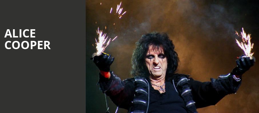 Alice Cooper, Grand Ole Opry House, Nashville