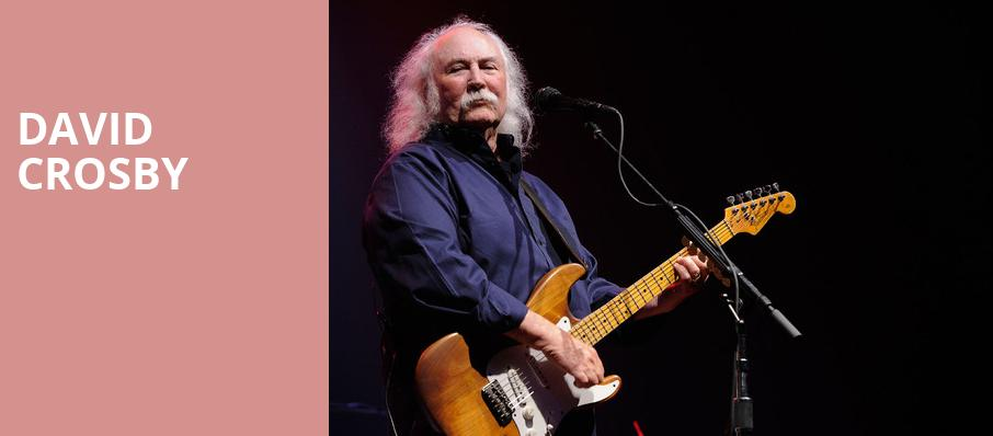 David Crosby, Country Music Hall of Fame and Museum, Nashville