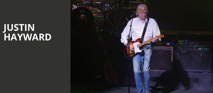 Justin Hayward, City Winery Nashville, Nashville