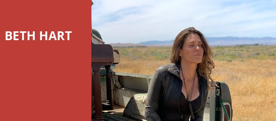 Beth Hart, Country Music Hall of Fame and Museum, Nashville
