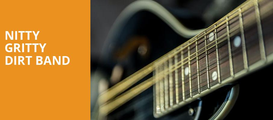 Nitty Gritty Dirt Band, Country Music Hall of Fame and Museum, Nashville