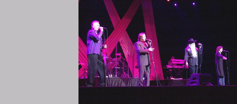 Oak Ridge Boys, Schermerhorn Symphony Center, Nashville