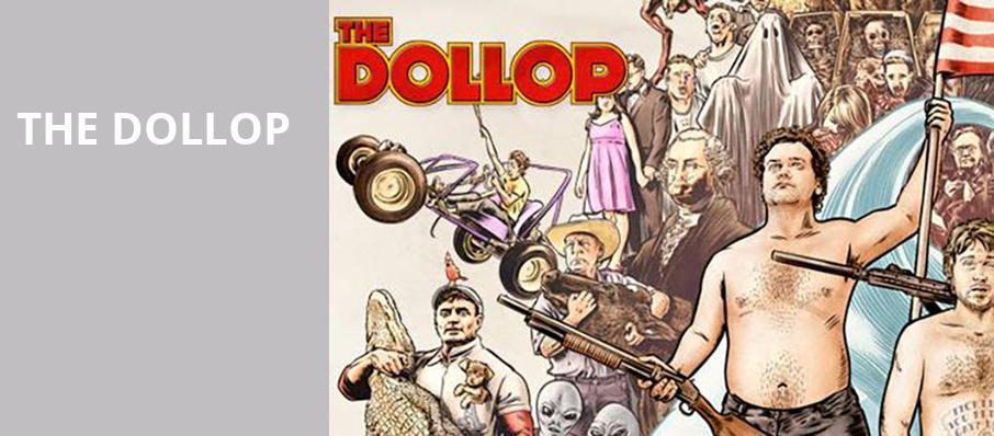 The Dollop, James K Polk Theater, Nashville