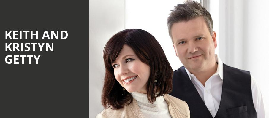 Keith and Kristyn Getty, Schermerhorn Symphony Center, Nashville