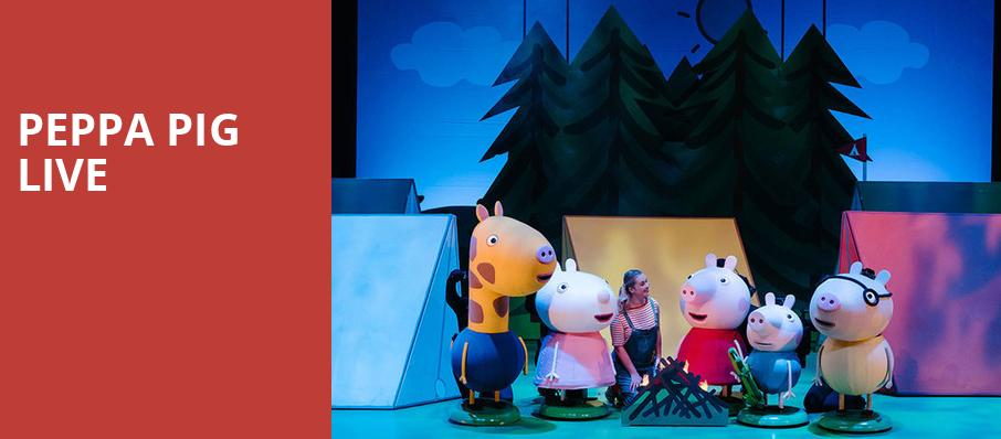 Peppa Pig Live, Grand Ole Opry House, Nashville