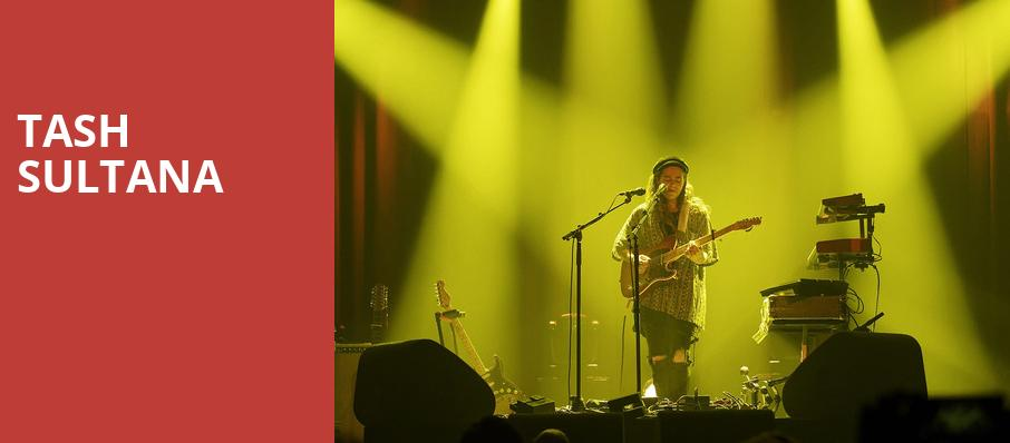 Tash Sultana, War Memorial Auditorium, Nashville