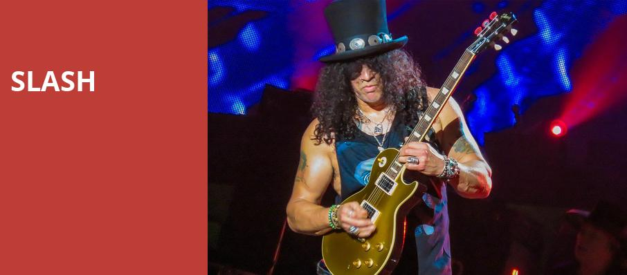 Slash, Ryman Auditorium, Nashville