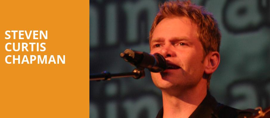 Steven Curtis Chapman, Country Music Hall of Fame and Museum, Nashville