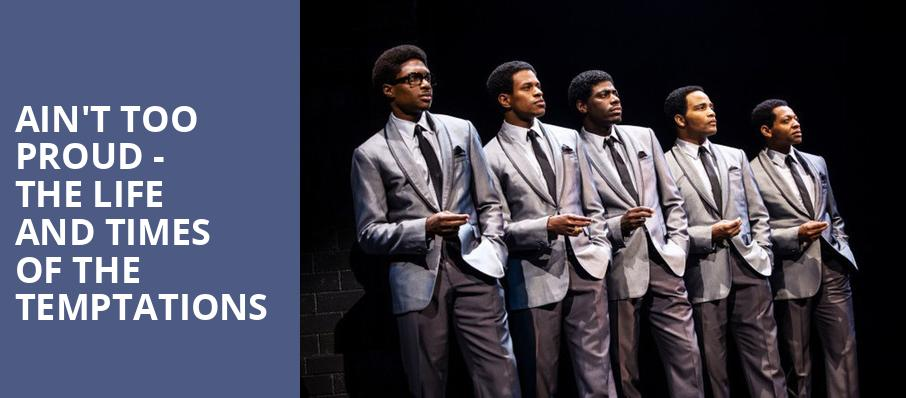 Aint Too Proud The Life and Times of the Temptations, Andrew Jackson Hall, Nashville
