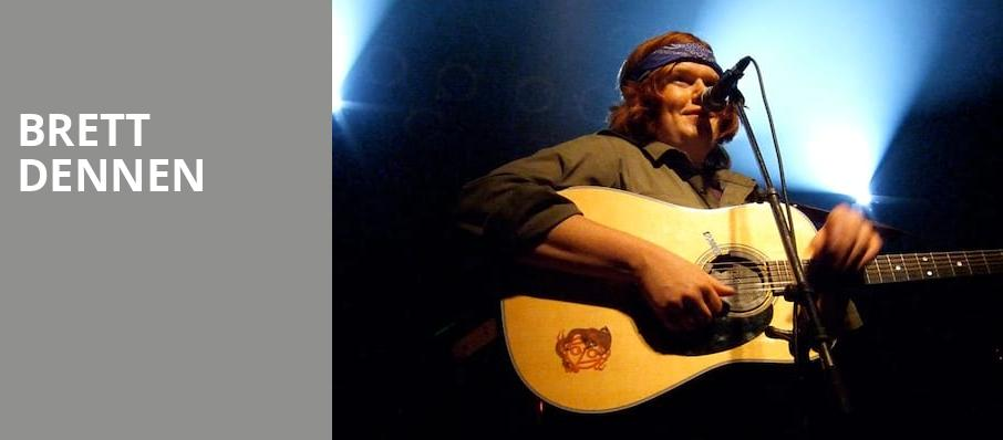Brett Dennen, City Winery Nashville, Nashville