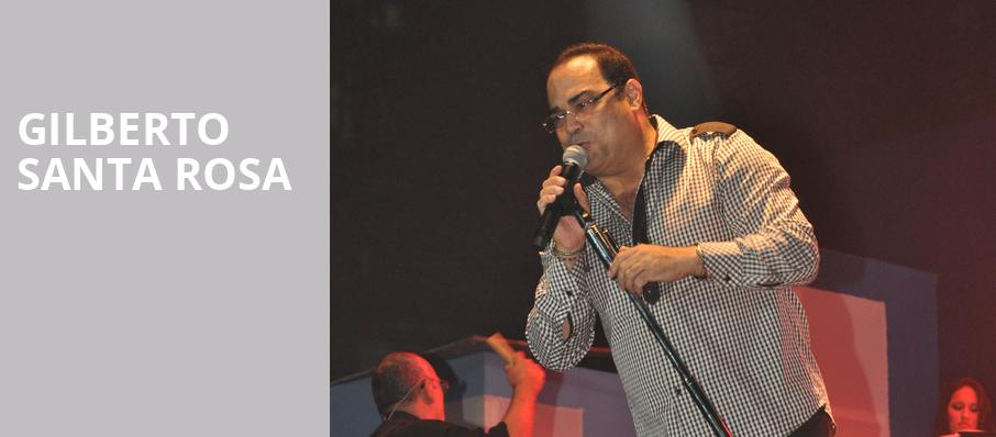 Gilberto Santa Rosa, War Memorial Auditorium, Nashville