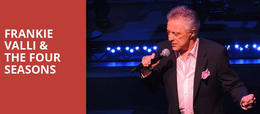 Frankie Valli The Four Seasons, Schermerhorn Symphony Center, Nashville