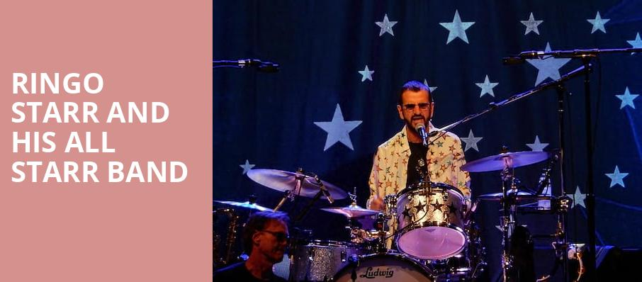 Ringo Starr And His All Starr Band, Ryman Auditorium, Nashville