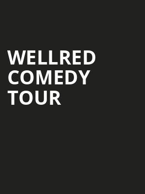 WellRed Comedy Tour, Zanies Comedy Showplace Nashville, Nashville
