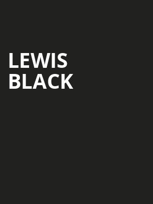 Lewis Black, James K Polk Theater, Nashville