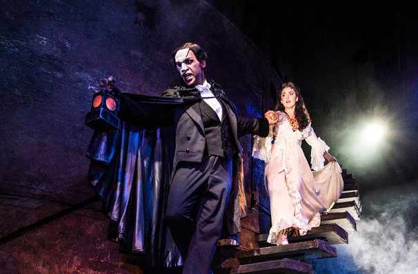 Phantom Of The Opera coming to Nashville!