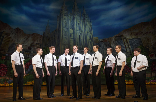 The Book of Mormon, Andrew Jackson Hall, Nashville