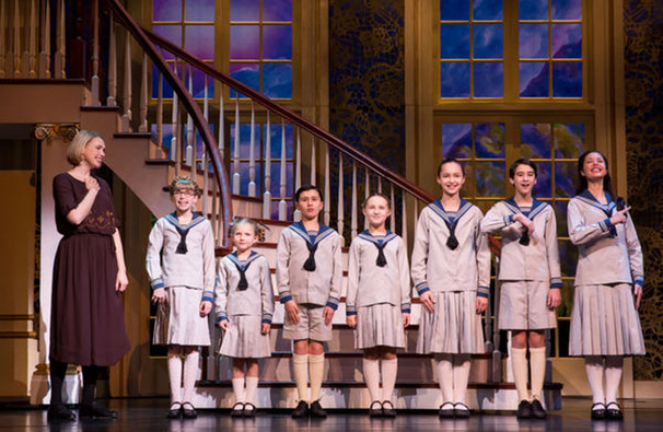 The Sound of Music, Andrew Jackson Hall, Nashville